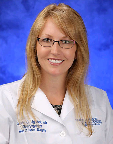 Photo of Jessyka Lighthall, MD