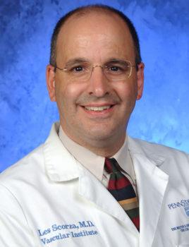 Photo of Leslie B. Scorza, MD