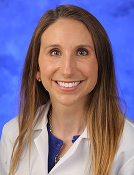 A professional head and shoulders photo of Dr. Katherine Hallock