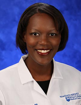 A professional head and shoulders photo of Dr. Rebecca Phaeton